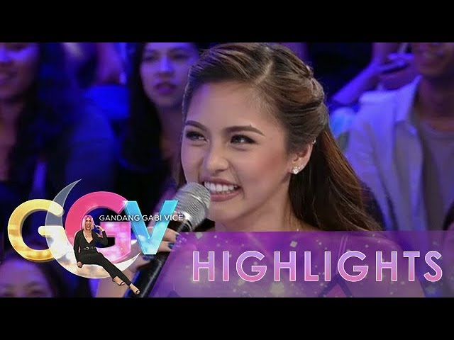 GGV: Vice Ganda pokes fun at Kim's restored friendship with Maja