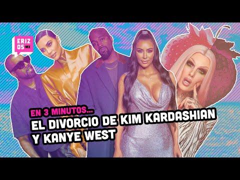 ¿Por qué se están divorciando Kim Kardashian y Kanye West? | En 3 minutos... | Erizos