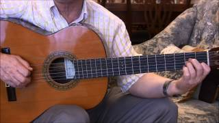 La Casa del Sol Naciente / House of the Rising Sun - Cover + tutorial