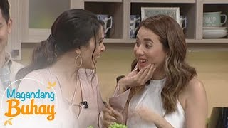 magandang buhay is karylle ready for a baby?