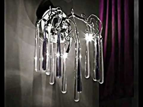 Ideas de iluminacion con estilo l mparas plafones y - Iluminacion apliques de pared ...