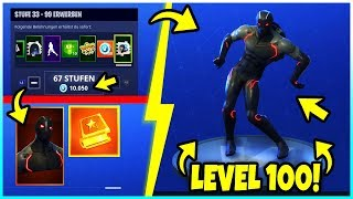 ❌ THE PASS if you are BATTLE PASS LEVEL 100!? ❌ SEASON 4 all Skins, Emotes & More! - FORTNITE