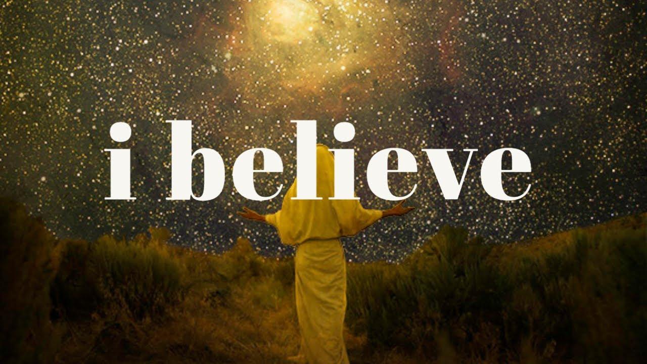 Download I BELIEVE - Blenda McGary   Featuring One Voice Children's Choir