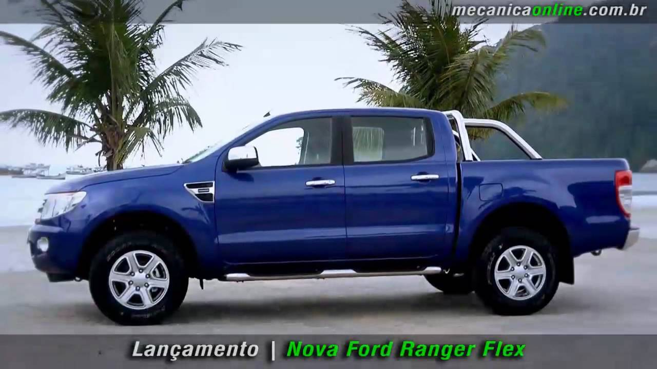 Nova ford ranger flex