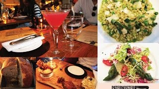 First Dates Restaurant: Paternoster Chop House, Saint Paul