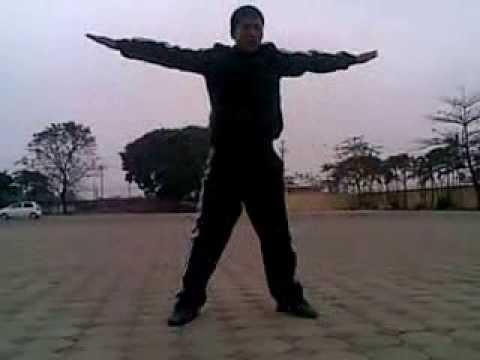 Động tác thể dục từ 56 đến 80 trường đại học công nghiệp Hà Nội