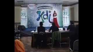 AUDISI KDI 2014 50 BESAR YOGYAKARTA (YUNITA)