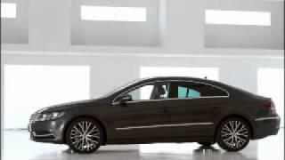 Новый Volkswagen CC 2012 Экстерьер