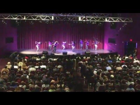 HIGHER WILLIAM MURPHY - Chosen Vessels 3D at the 2016 NOLA Gospel Awards