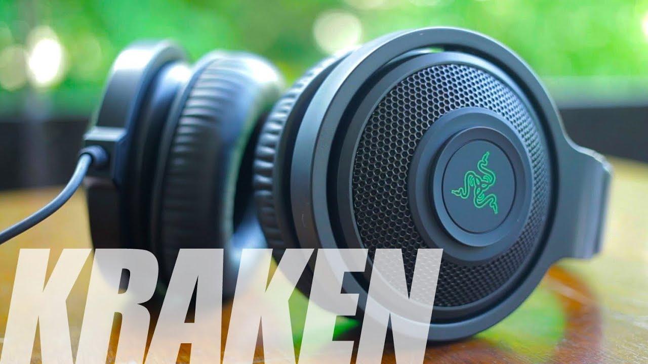 Razer Kraken (Black) Headphones Review