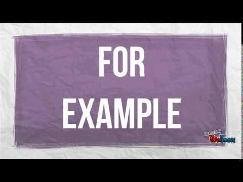 Algorithm Assignment Video