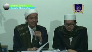 #2 Kamalul Mutaba'ah Live Streaming PHBI Maulid Nabi Muhammad SAW - 20 November 2018