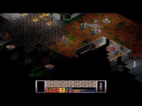 Let's Replay X-COM UFO Defence #14: The LZ isn't hot, it's Searing