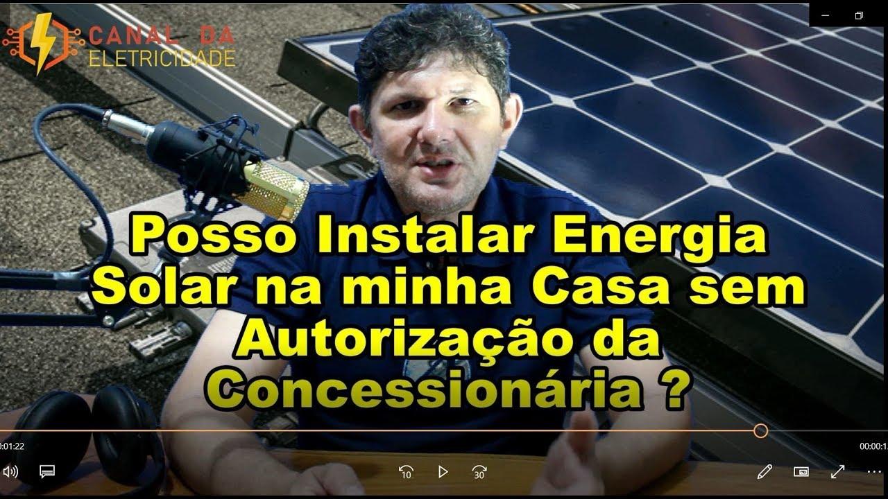 ENERGIA SOLAR ON GRID CLANDESTINA, O QUE PODE ACONTECER?