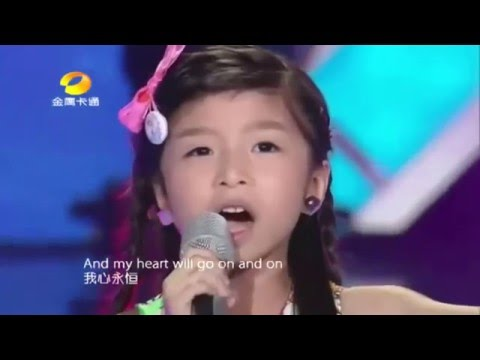 ▶   Celine Tam Sings Celine Dion's Songs - My Heart Will Go On