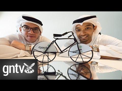 Emirati entrepreneurs start Abu Dhabi's first bikeshare program