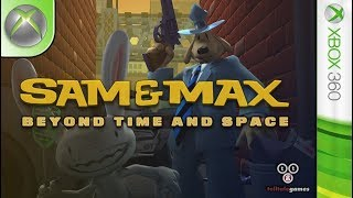Longplay of Sam & Max: Beyond Time and Space