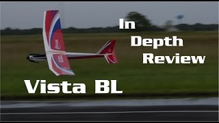 Load Video 2:  Tower Hobbies Vista Brushless Review (by HobbyView)