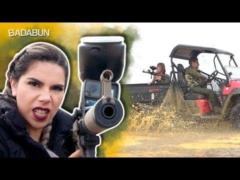 YouTubers VS Tiro al Blanco   El nuevo YouTube