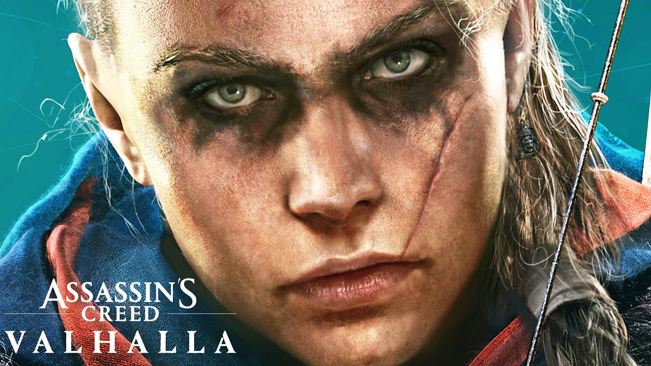 ASSASSIN'S CREED VALHALLA GAMEPLAY PREMIERE (AC VALHALLA)