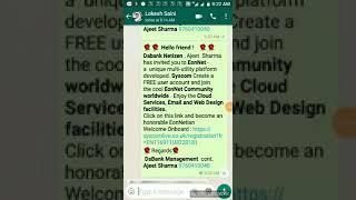 Dabank & EonNet, How to share and registration (Abhi S-9742456776.Raju N -9886613333)