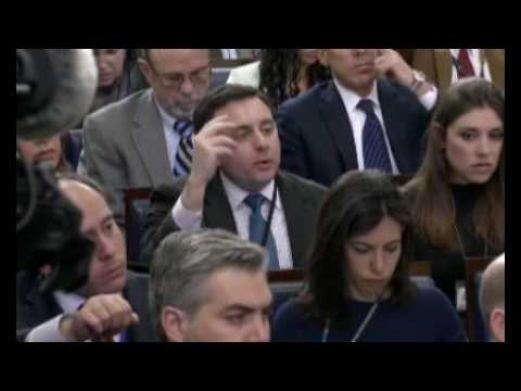 White House Briefing Mar 14, 2017
