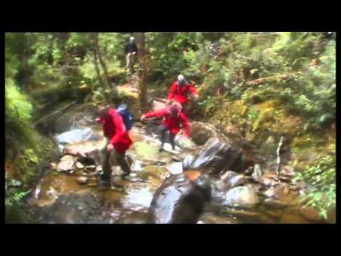 Mark Webber Tasmania Challenge 2003