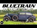 BENTLEY BLUE TRAIN (BLUETRAIN) 1953 - BY RACING GREEN - TEST DRIVE | SCC TV