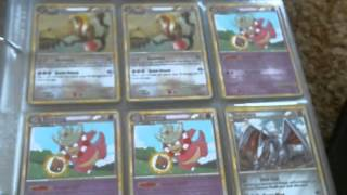 Pokemon Trade Binder Update-Majestic Dawn through Call of Legends