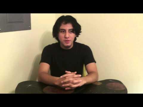 Edwin Reyes interview for Springdale Animal Shelter