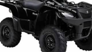 2011 SUZUKI MOTORCYCLE LT-A500 Council Bluffs, IA SA7440