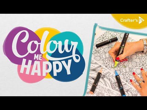4th Sep: Colour Me Happy