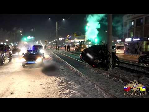 Видео с места жуткого ДТП в Улан-удэ