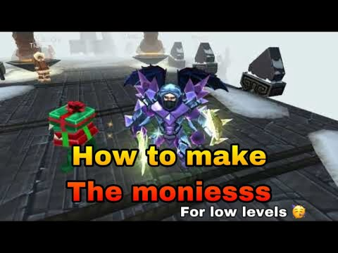 Arcane Legends How To Make Gold For Low Level/mid-levels