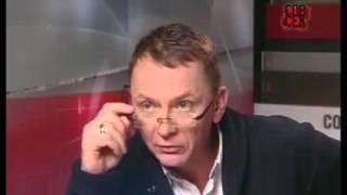 """Владимир Познер в программе """"Наше время"""" на телеканале """"Совершенно секретно"""""""