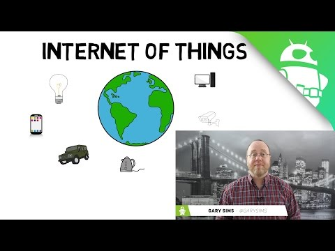 What is the problem with IoT security? - Gary explains
