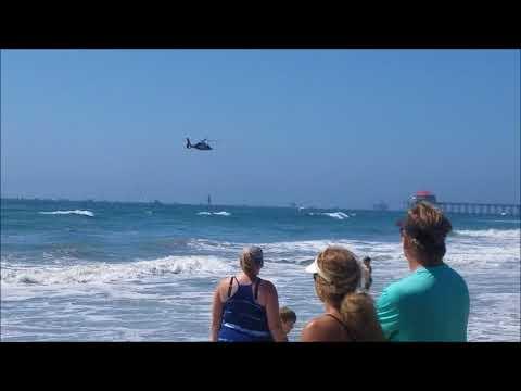 Breitling Huntington Beach Airshow 2017
