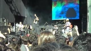 Los Tetas - Planeta Funk (Lollapalooza 2012)