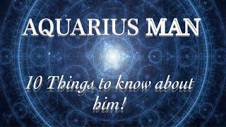 That aquarius man you Signs likes