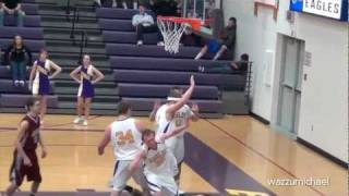 High School Basketball Foul Video Goes Viral