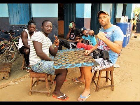 Africa 7 - 16)Guinea-Bissau & 17)Guinea!