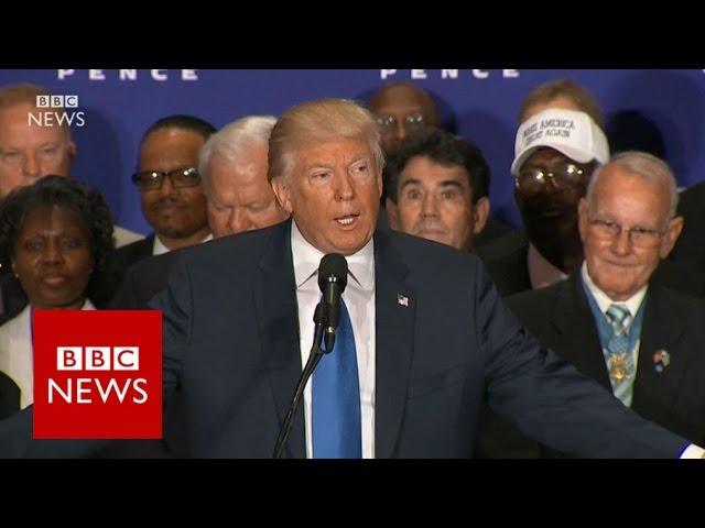 """President Barack Obama was born in the United States, period"" BBC News"