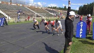 В Ревде прошла легкоатлетическая эстафета на призы заводской газеты