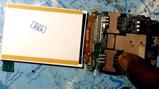 HOW TO CHECK NEW LCD OF ANY MOBILE WITH OUT SOLDERING