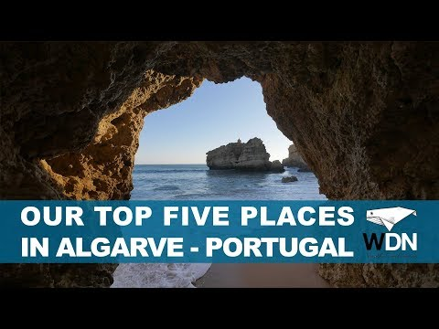 Our Top 5 Places in Algarve - Travel in Portugal
