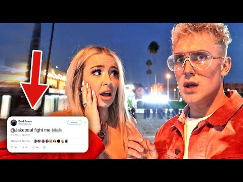 tana's ex-boyfriend wants to fight me.. (phone call)