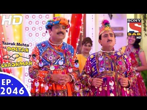 Taarak Mehta Ka Ooltah Chashmah - तारक मेहता - Episode 2046 - 13th October, 2016