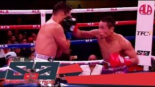 Donnie Nietes vs Edgar Sosa   Pinoy Pride 38 Highlights   September 25, 2016