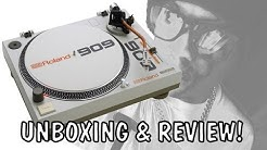 ROLAND TT-99 / DJ Turntable / Unboxing & Review
