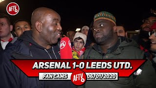 Arsenal 1-0 Leeds United | Arteta's Half Time Team Talk Changed The Game! (Kelechi)